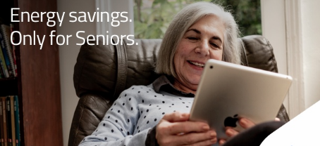 Electricity and Gas Discounts for Pensioners & Seniors