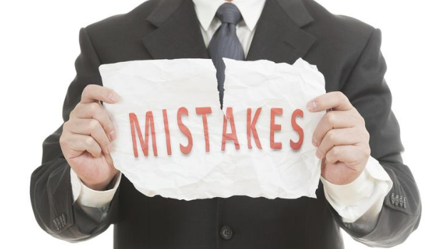 Common business plan mistakes to avoid | Mistakes business owners make